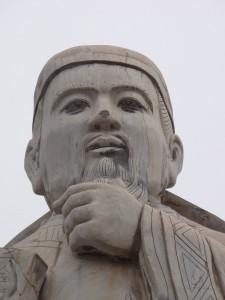 Sun Si Miao statue